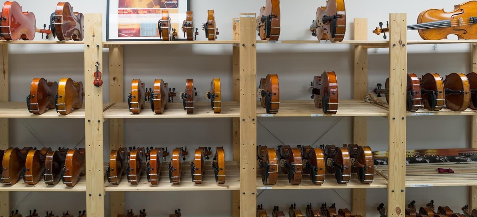 violins-rack